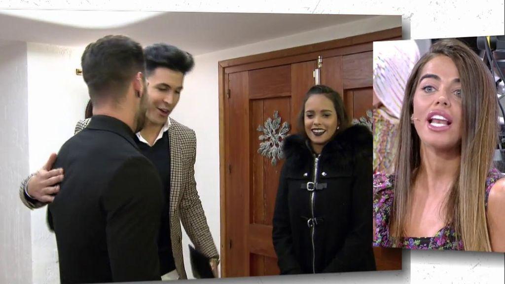 Violeta asegura que Gloria Camila tonteó con Albert