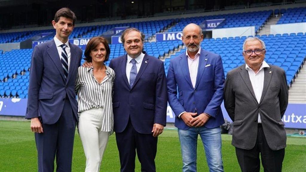 Athletic, Real Sociedad, Eibar y Osasuna pactan en 25 euros el precio de las entradas para las aficiones visitantes