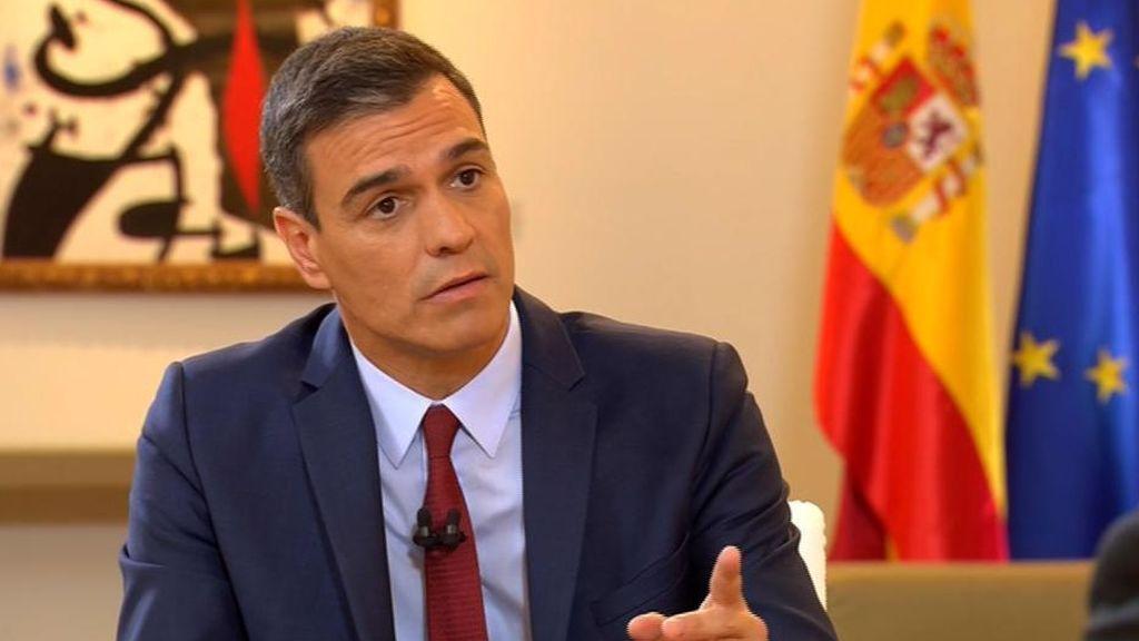 Sánchez veta a Iglesias en su gobierno y le pide que dé un paso atrás