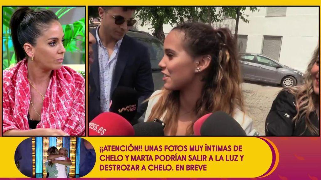 """Anabel Pantoja ha hablado con Gloria Camila: """"Es absolutamente falso que Ortega Cano se haya puesto en contacto con Albert Barranco"""""""