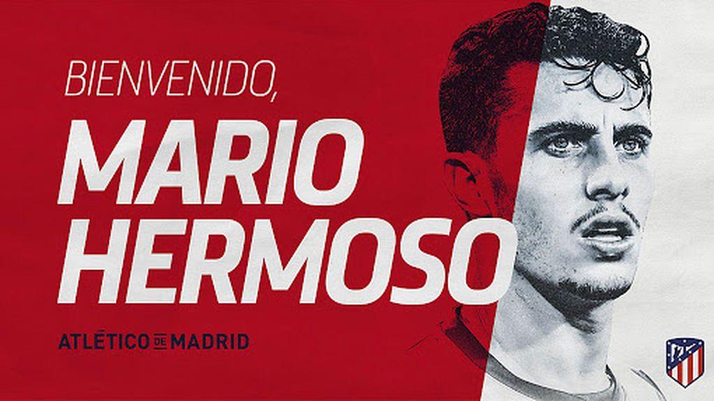 El Atlético de Madrid hace oficial el fichaje de Mario Hermoso para las próximas cinco temporadas