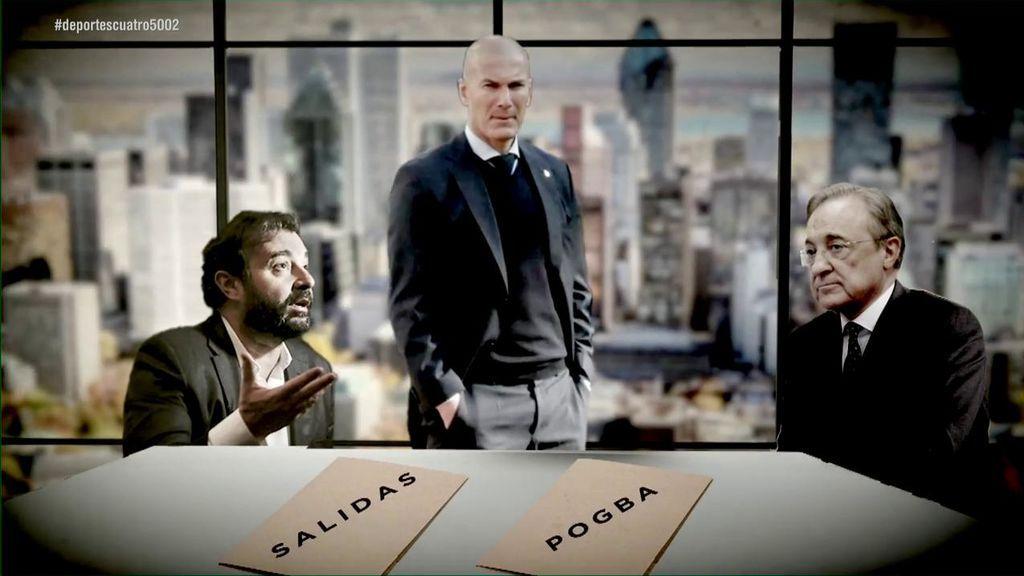 Cumbre Florentino Pérez - Zidane en Canada: el fichaje de Pogba y las salidas, los temas a tratar