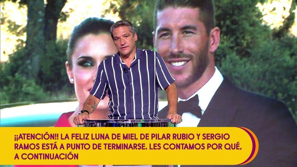 El Ayuntamiento de Alcobendas podría multar a Sergio Ramos por talar 40 encinas