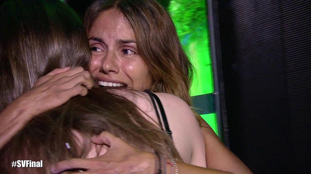 El inesperado reencuentro de Mónica Hoyos y su hija