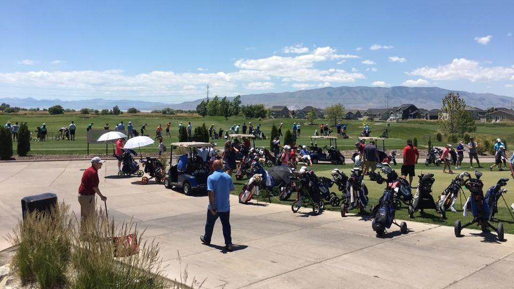 Una niña de seis años muere en un campo de golf de Utah tras llevarse un pelotazo accidental de su padre