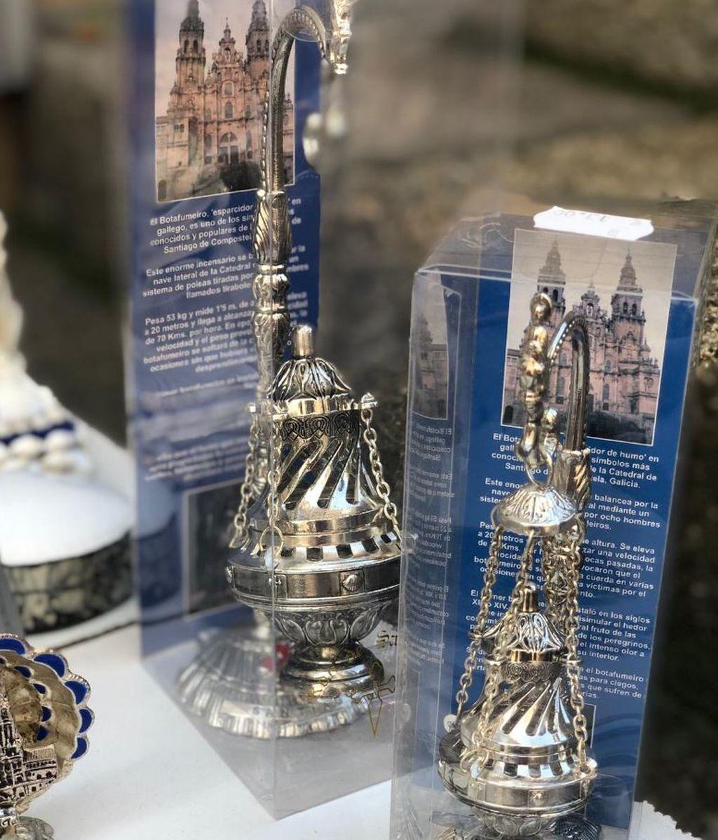 España, en diez 'souvenirs'