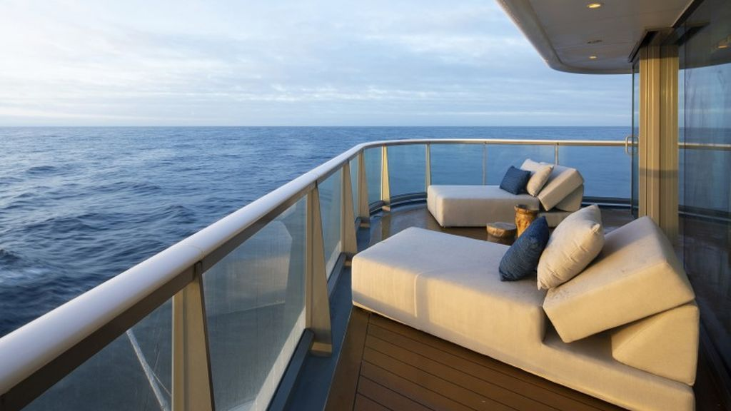 Celebrity Edge: el barco de los 1.000 millones de dólares