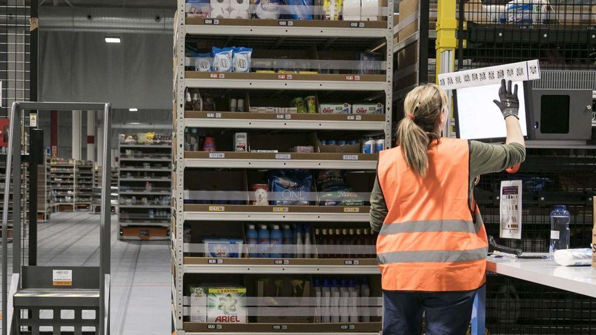 Amazon creará 600 nuevos empleos en España este año