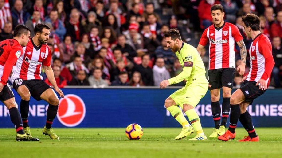 Mediaset España emitirá la Liga, la Champions y la Europa League en su plataforma Mitele Plus