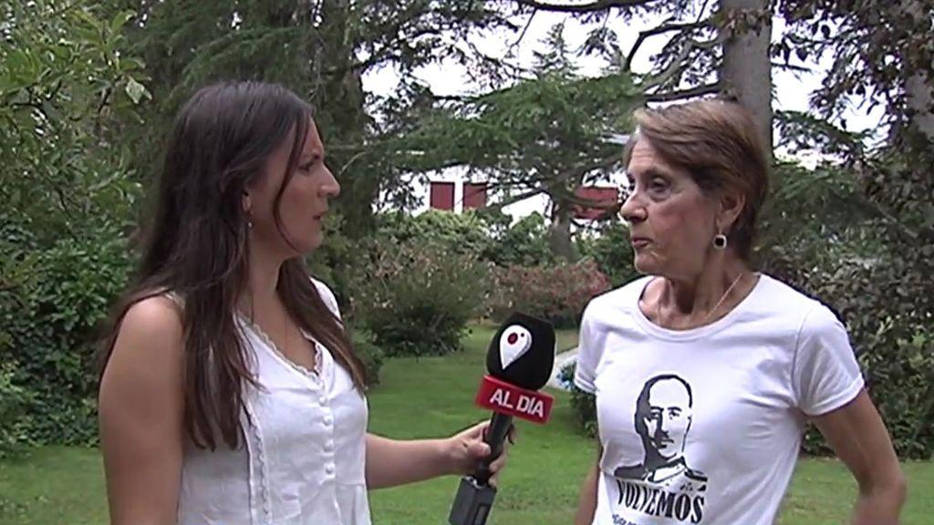 arbacoa y música yeyé: Pilar Gutiérrez prepara su fiesta 'remember' sobre el franquismo
