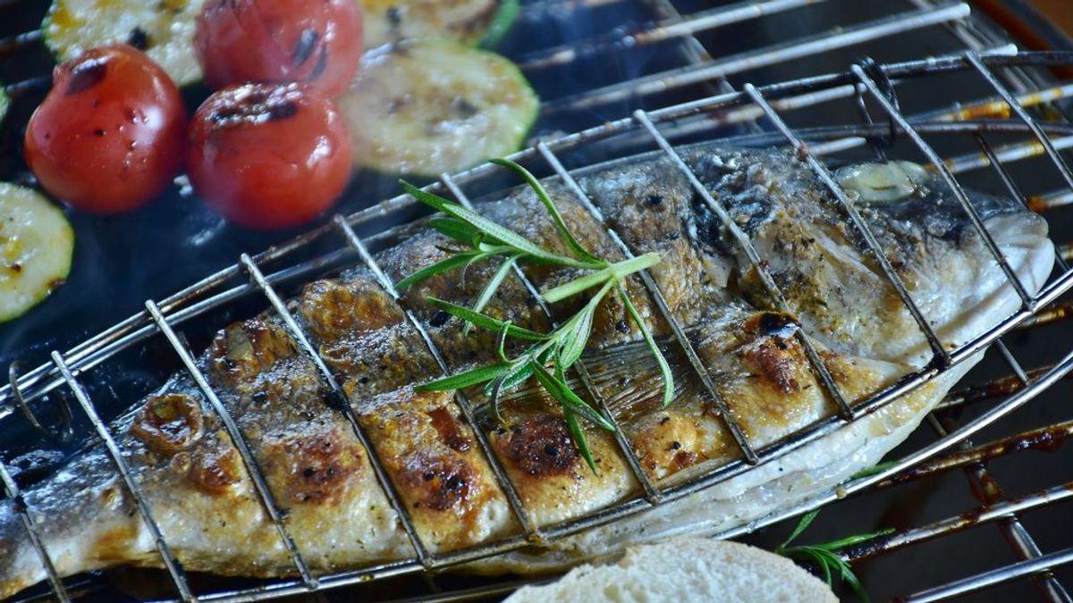 Especial parrillas III: alternativas a la carne, barbacoas de pescados y verduras
