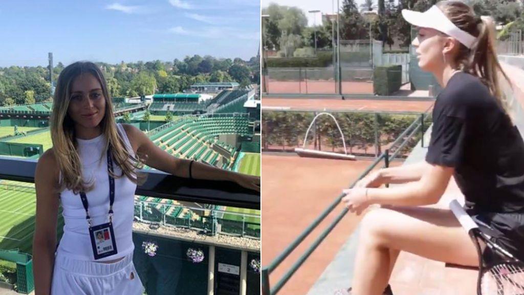 """La tenista española Paula Badosa confiesa que sufrió depresión: """"Sentía unos miedos y una presión que me hacían no querer entrar en pista"""""""