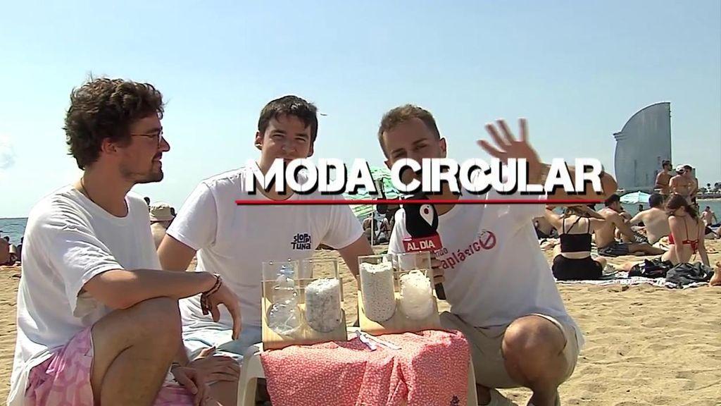 Moda Circular: Crean un bañador hecho solo con plástico