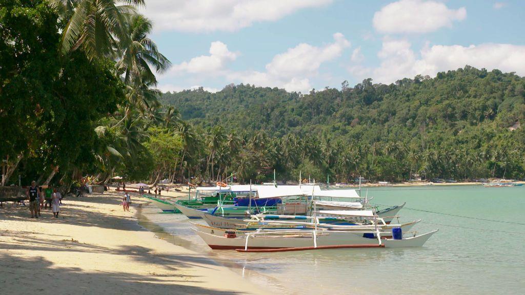Filipinas, destino de moda del sudeste asiático, en 'Viajeros Cuatro'