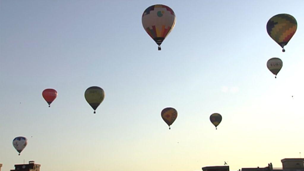 Las personas con discapacidad podrán montar en globo y surcar los cielos de Segovia gracias a la II edición del Festival Accesible