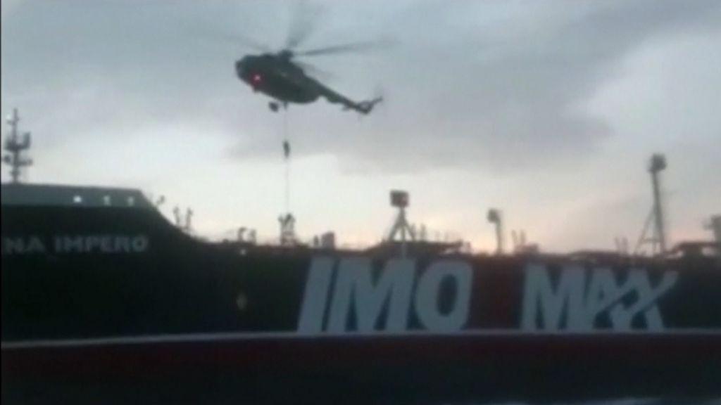 Aumenta la tensión en el Estrecho de Ormuz: Reino Unido exige la inmediata liberación del petrolero