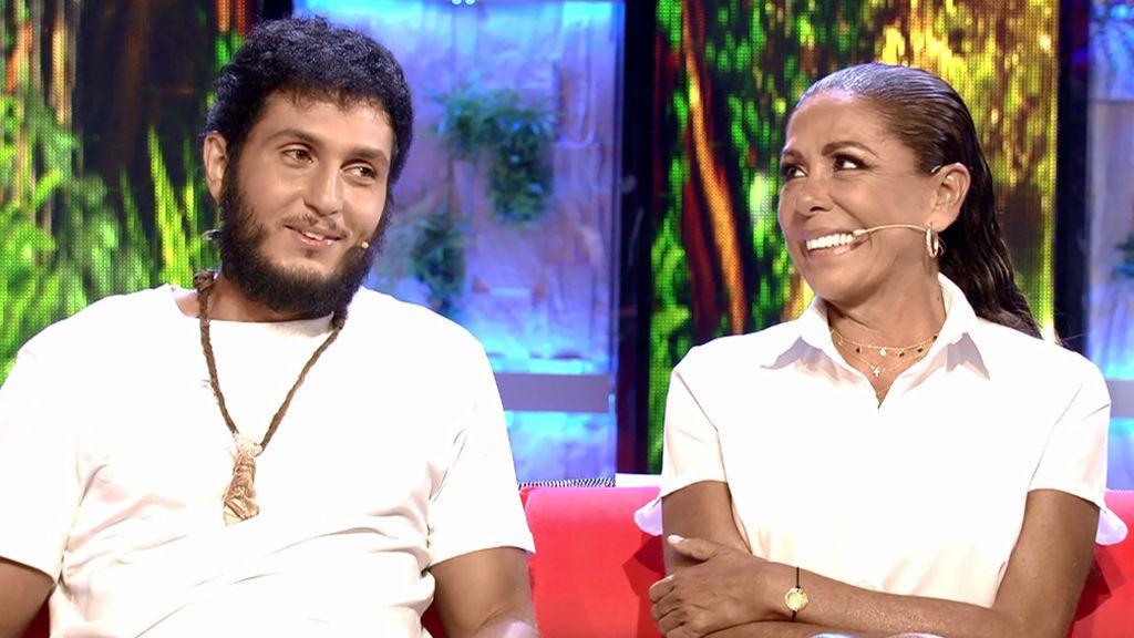 """A Omar se le ilumina la mirada cuando le preguntan por qué quiere volver a Cantora: """"No me tires de la lengua"""""""
