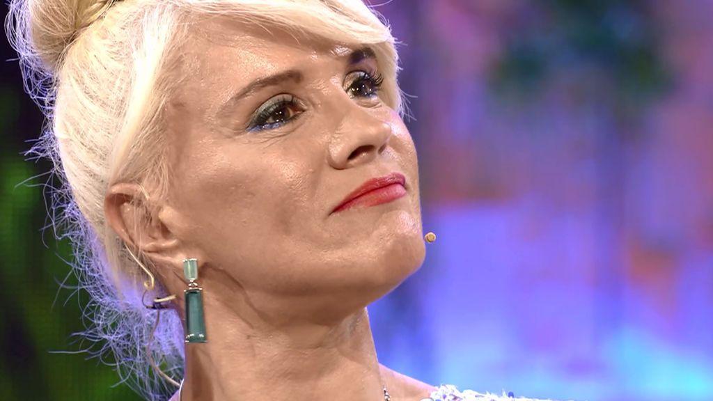 """Loli Álvarez, con la voz rota: """"Sigo teniendo una cuenta pendiente con 'Supervivientes"""""""