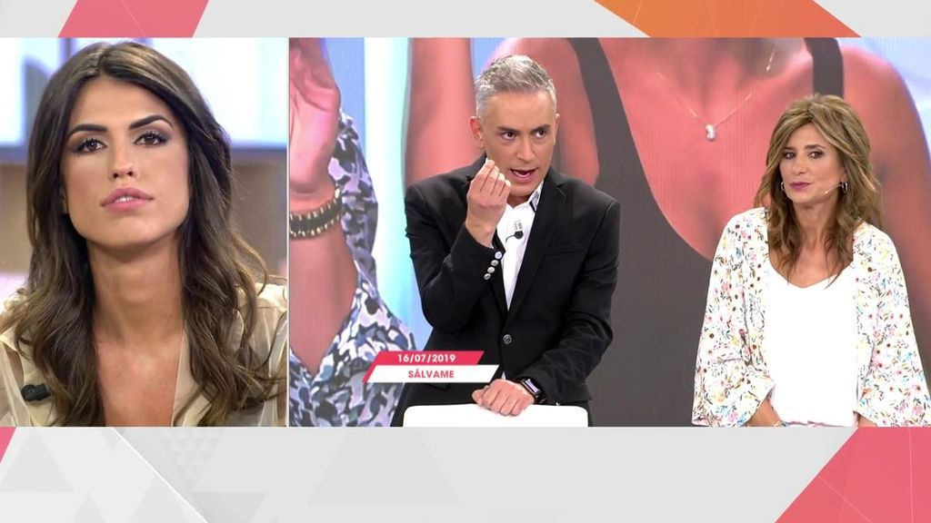 Sofía responde a Gema López