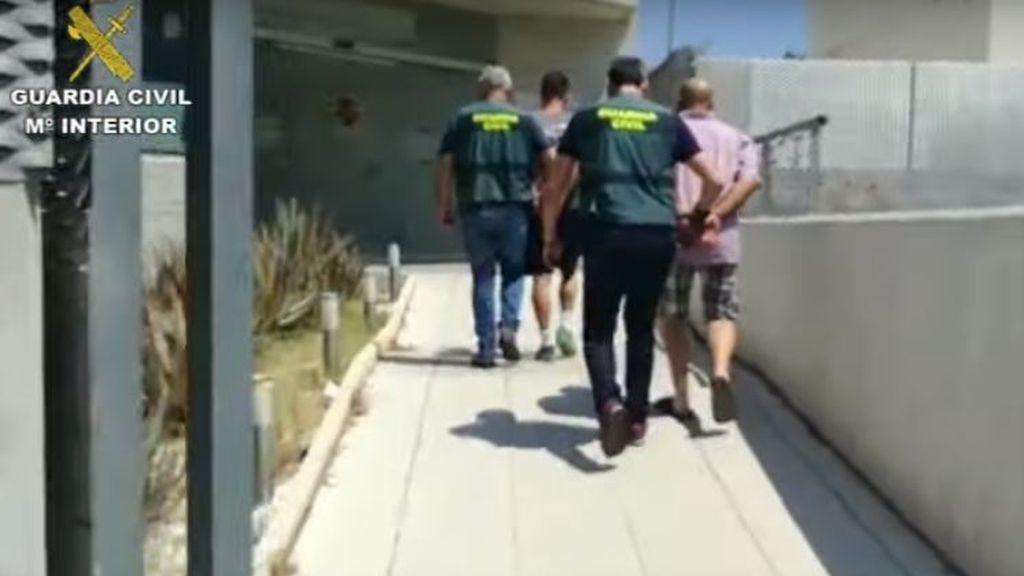 Dos detenidos por robar más de 20.000 euros a una anciana de 97 años