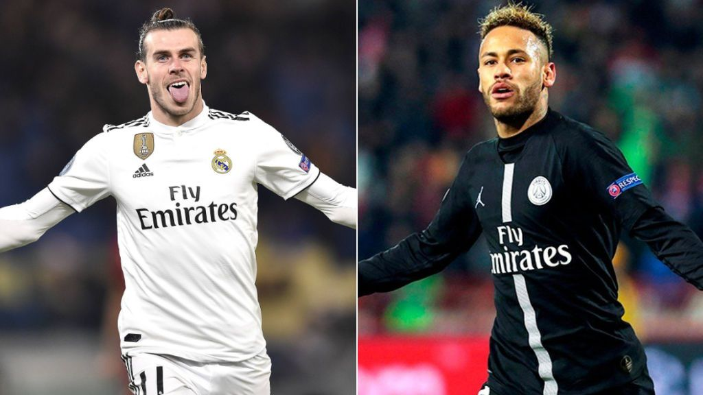 El posible trueque que Real Madrid y PSG preparan con Neymar y Bale, según 'The Independent'
