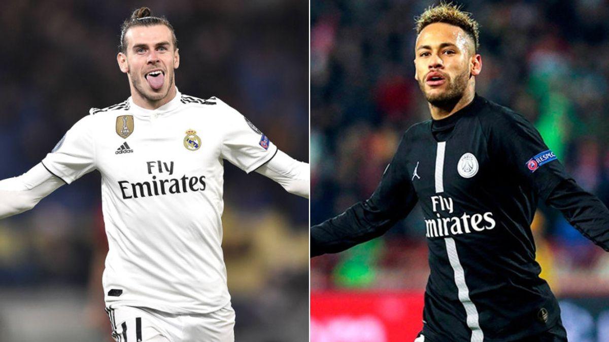 El posible trueque que Real Madrid y PSG preparan con Neymar y Bale, según 'The Independent'