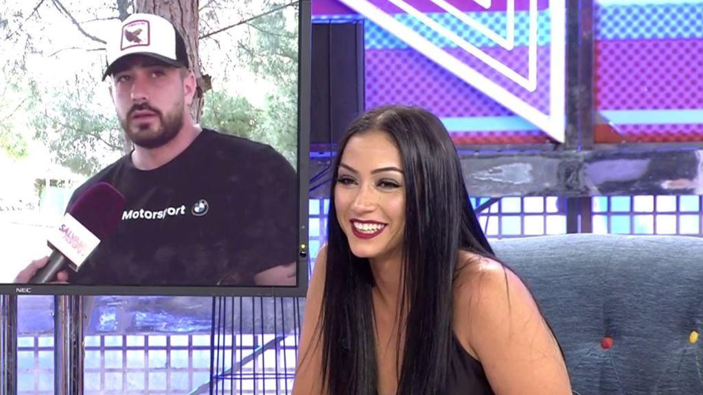 Dakota habla sobre su relación con Rubén