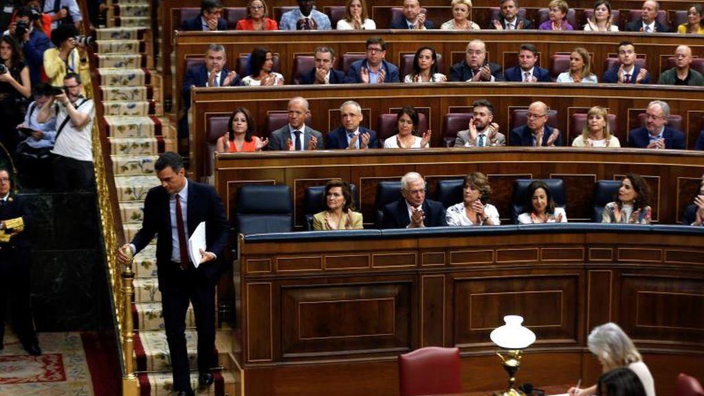Sánchez no logra lo votos necesarios para ser investido, de momento