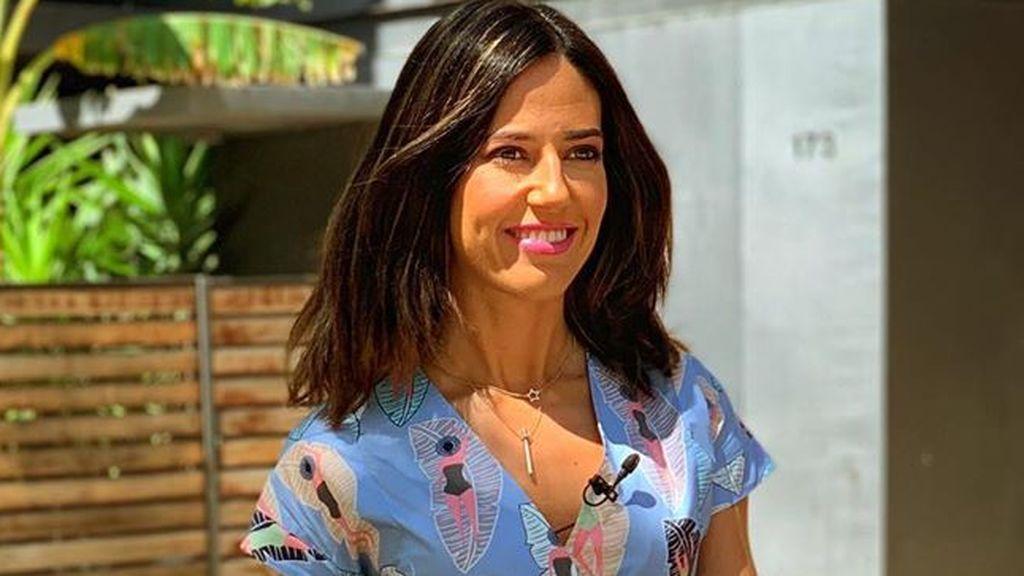 """Nuria Marín elige su foto más """"natural"""": """"Me río de los que me critican por mi físico"""""""