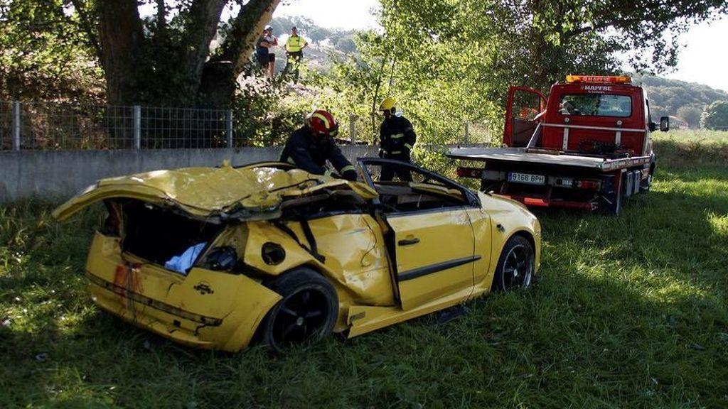 El conductor del accidente de Salamanca con cuatro muertos recuperó el carné hacía una semana