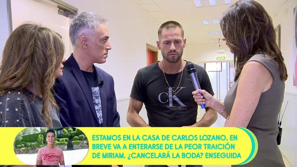 """Gema López le pregunta a Albert por su relación con Isabel Pantoja: """"Es posible que haya perdido por culpa de los pantojistas"""""""