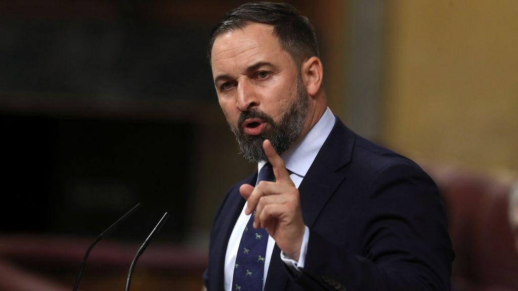"""Las frases más destacadas de Santiago Abascal: """"El ascensor social esta quebrado en España"""""""