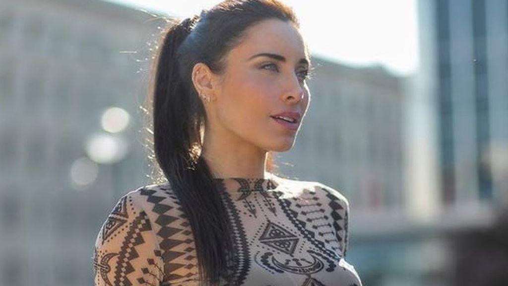 Pilar Rubio muestra cómo era de pequeña y sus fans debaten sobre cuál de sus hijos se parece más