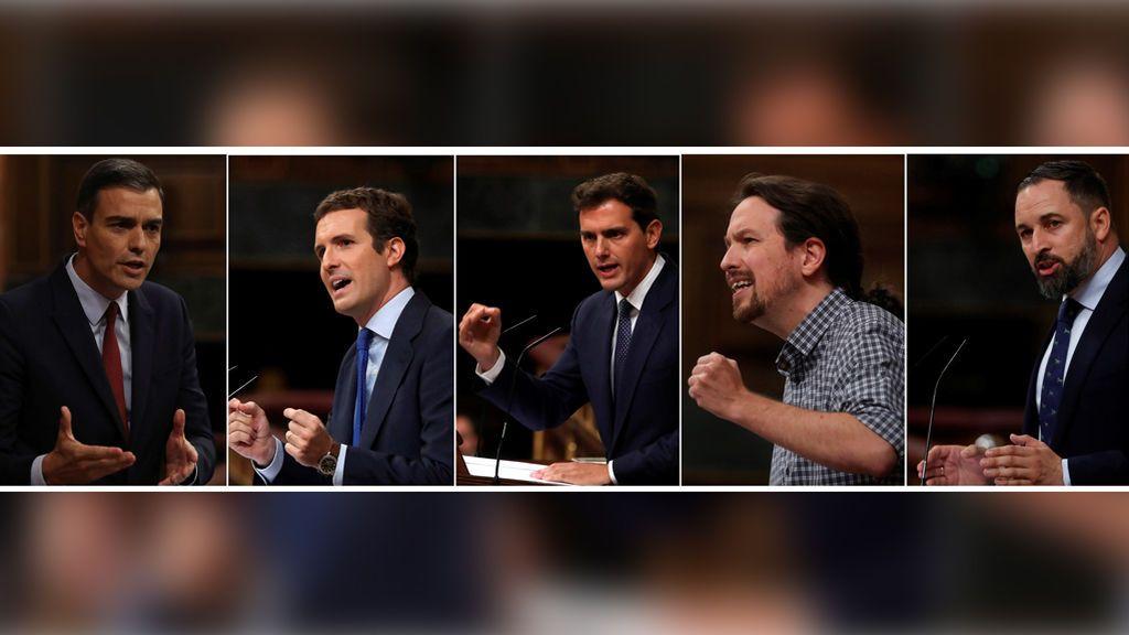 El debate de investidura