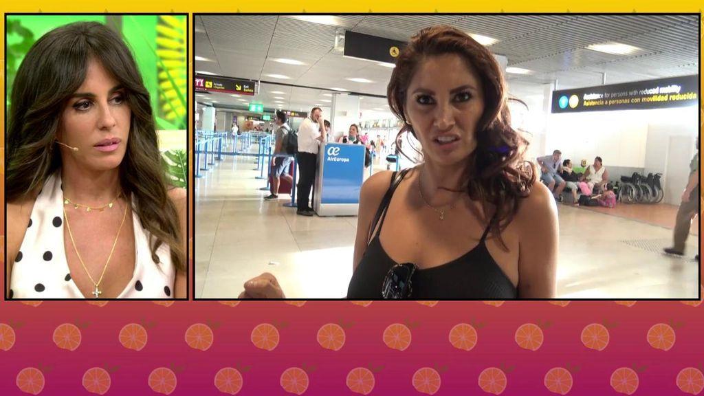 """Aneth pone rumbo a Perú criticando a Kiko Rivera: """"Yo no me voy a meter en casa de alguien que me grita y me trata mal"""""""