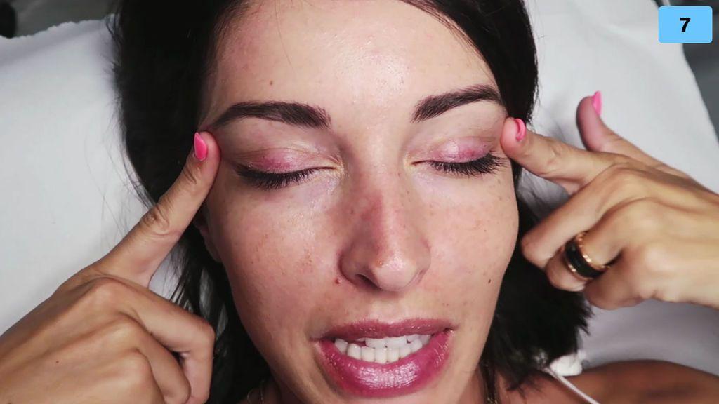 De salir con canas y cara lavada al look perfecto: Noelia muestra su resultado (1/2)