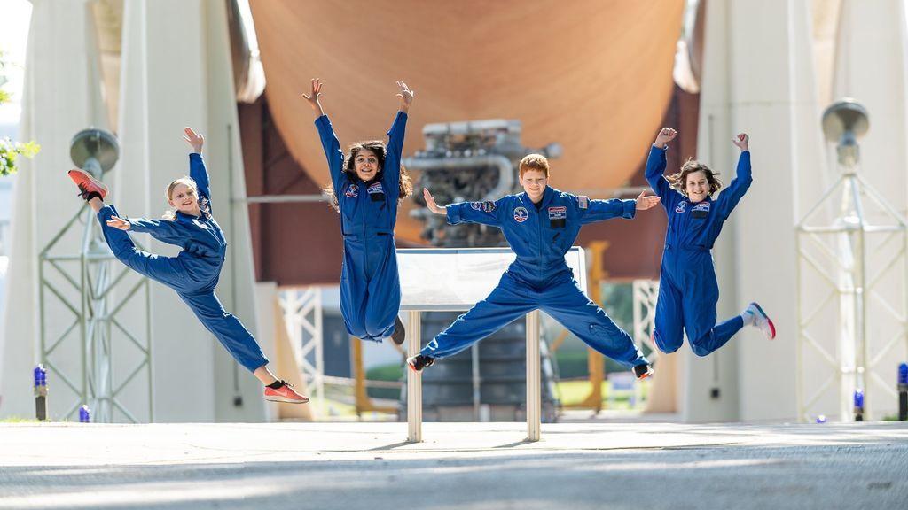 Ojalá ser ellos: ocho jóvenes españoles recibirán entrenamiento espacial gratis por parte de la NASA