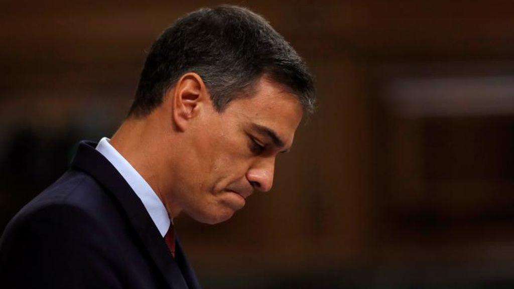 Sánchez negocia contrarreloj tras perder la primera votación