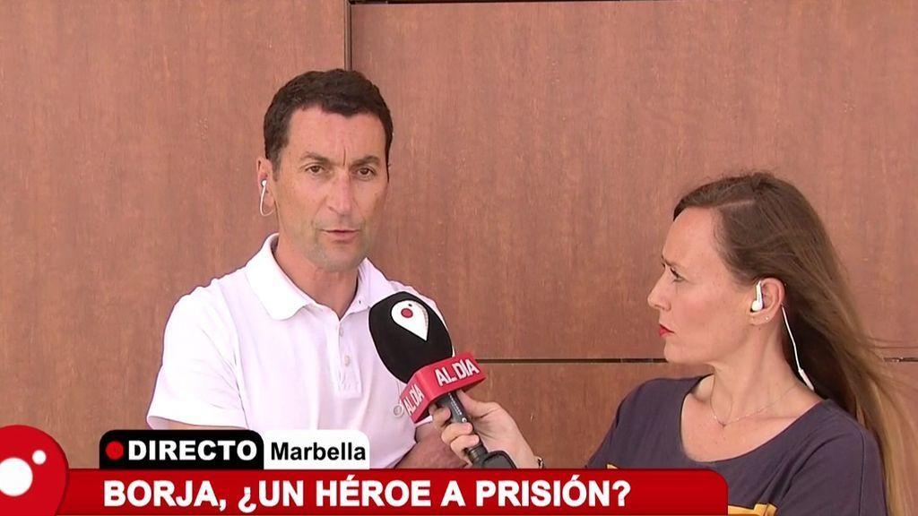 El abogado de Borja pedirá al juez abonar la indemnización en 250 euros mensuales