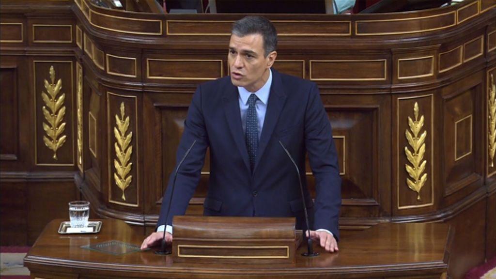 """Pedro Sánchez: """"La crisis en Cataluña va a tener que ser respondida con una votación"""""""