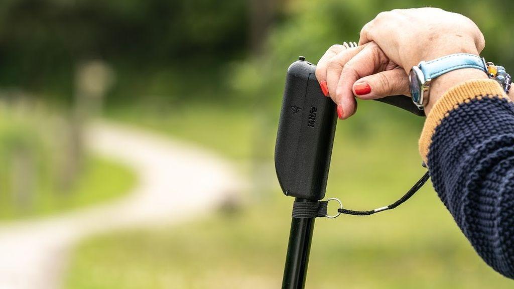 Pauta: el bastón inteligente para enfermos de párkinson