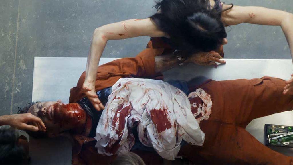 Rex muere en Supermax