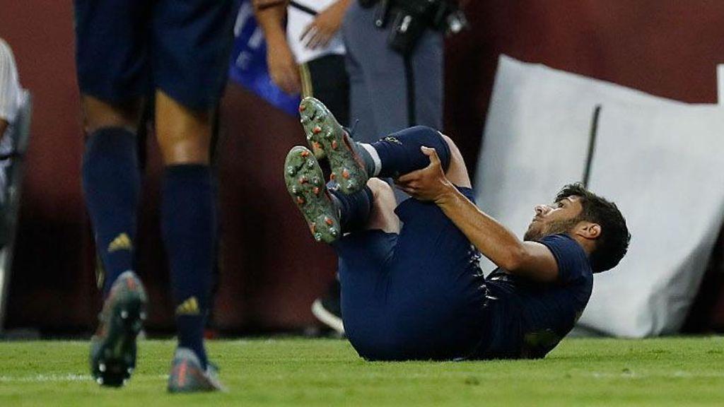 """El inspirador mensaje de Casillas a Marco Asensio tras confirmarse su lesión: """"Un reto más que vas a superar"""""""