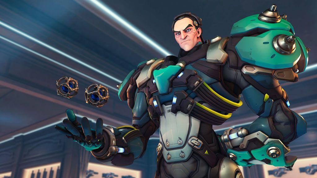 Sigma es el nuevo héroe de Overwatch