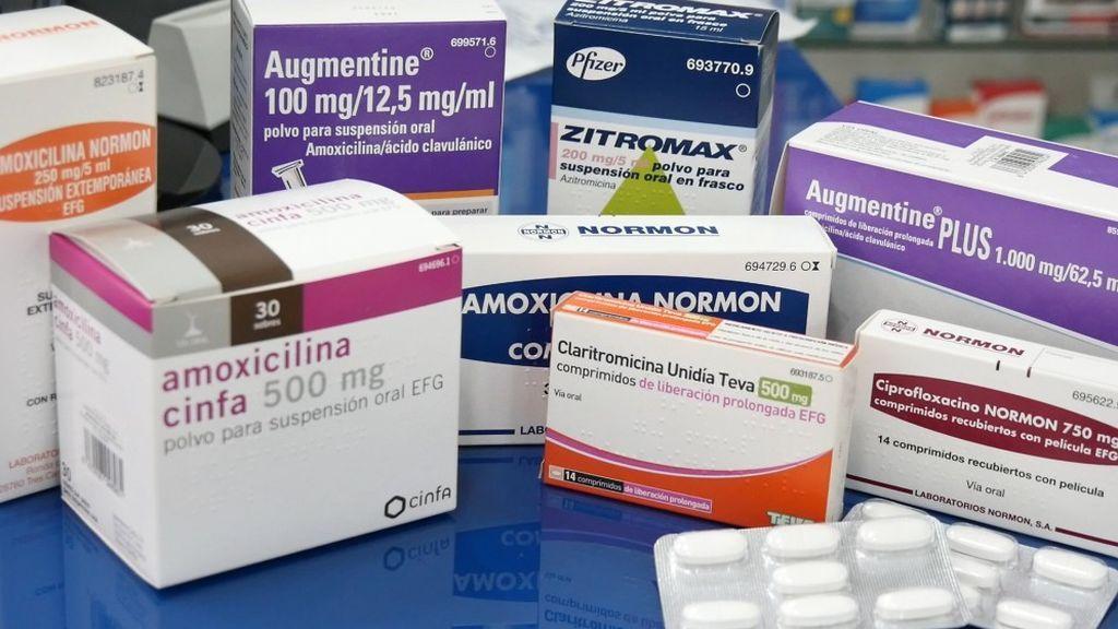 Sanidad pretende frenar el uso indebido de antibióticos con envases más pequeños