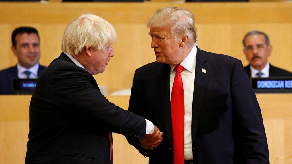 Boris Johnson, un primer ministro británico a imagen y semejanza de Donald Trump