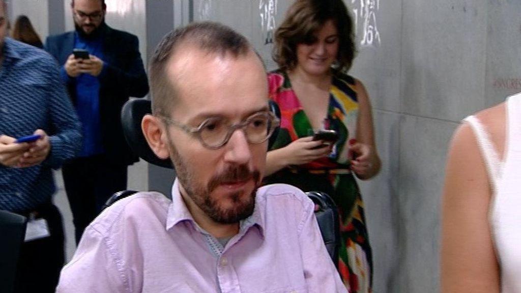 El PSOE exige a Podemos una respuesta a su oferta ya
