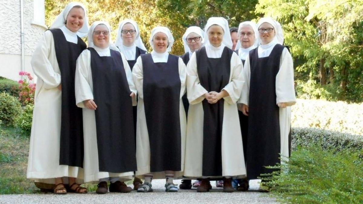 La primera comunidad de monjas con Síndrome de Down cumple 20 años