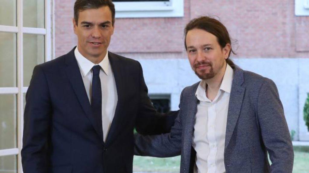 El empeño de Podemos en derogar la reforma laboral convierte en agua de borrajas la contraoferta