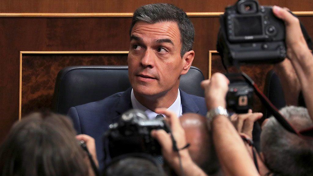 """""""Gobierno de K.O.lición"""": Las reacciones de los famosos a la fallida investidura de Pedro Sánchez"""